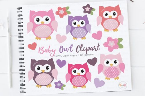 small resolution of cute owls clipart pink owls clipart digital owls clipart baby shower clipart