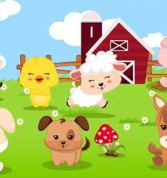 farm animal clipart farm animal graphics example image 1 [ 1200 x 800 Pixel ]
