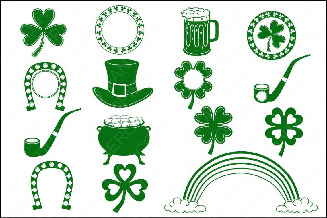 Download Saint Patrick's day SVG files for Silhouette and Cricut ...