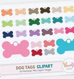 dog bone tags dog tags clipart bone graphics example image 1 [ 1158 x 772 Pixel ]