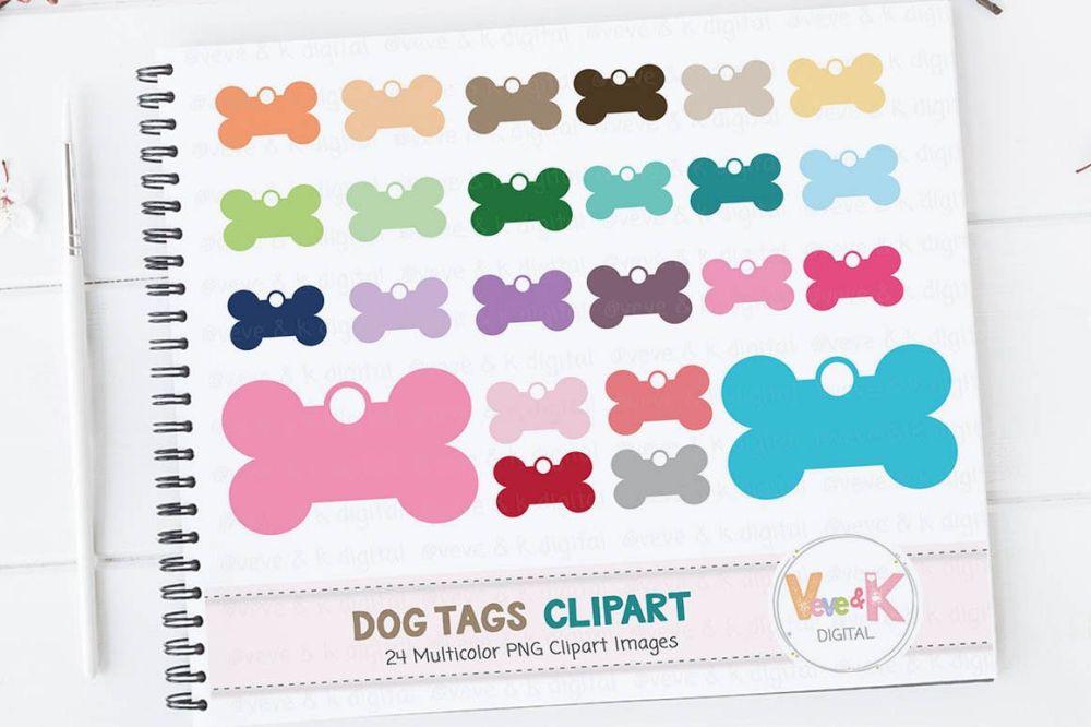 medium resolution of dog bone tags dog tags clipart bone graphics example image 1