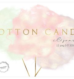 cotton candy clipart example image 1 [ 1200 x 800 Pixel ]