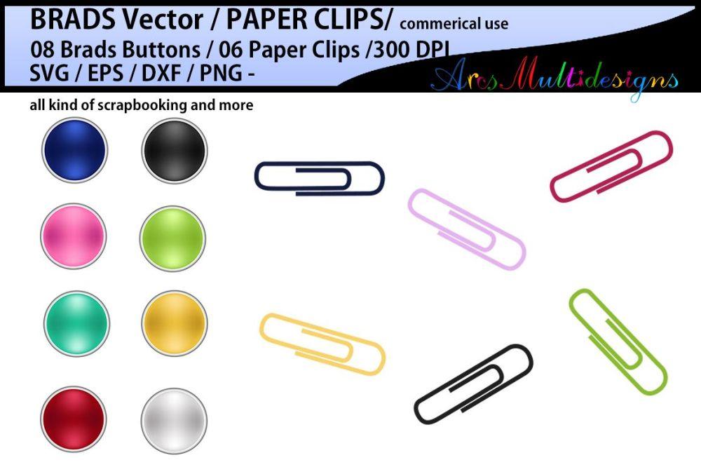 medium resolution of digital brads svg vector brad clipart digital paper clip example image 1