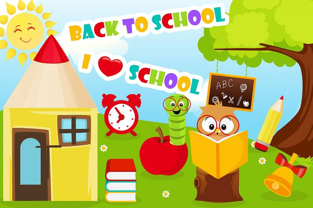 medium resolution of back to school graphics back to school clipart example image 1