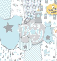baby clip art baby boy clipart baby boyl baby shower diy it s a [ 1158 x 772 Pixel ]