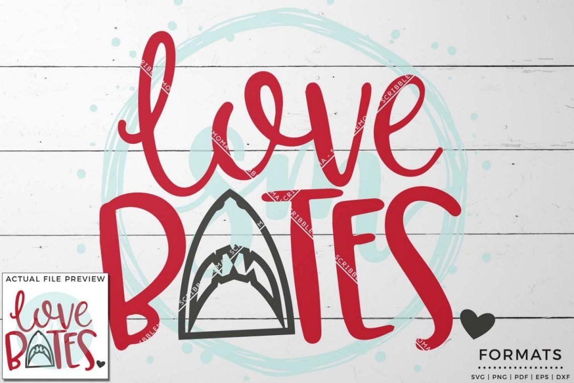 Download Love Bites SVG - Small Commercial Use SVG & Instant Download