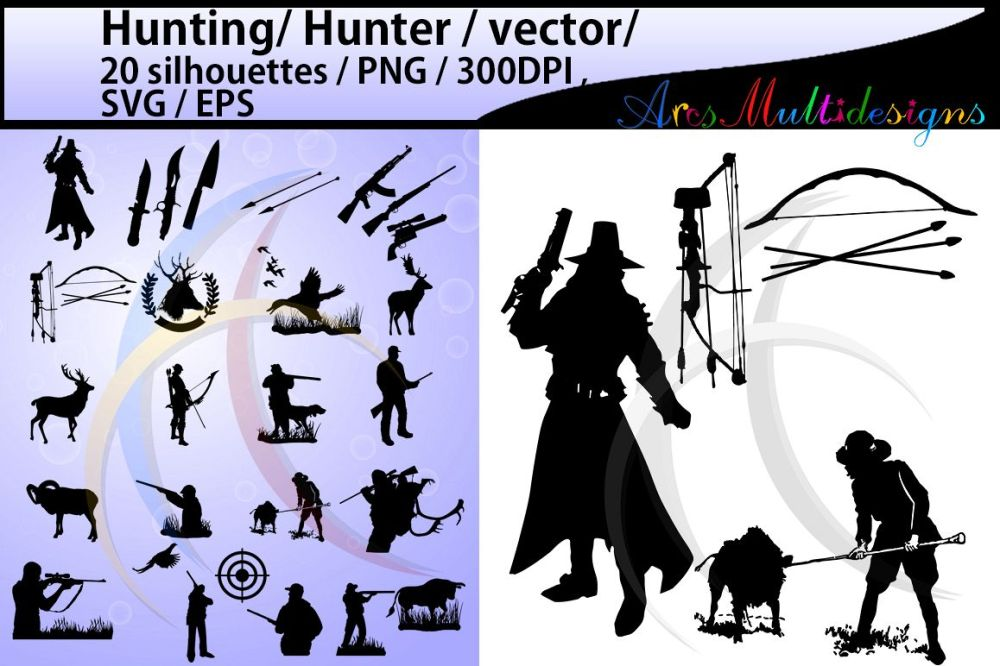 medium resolution of hunting svg hunting silhouette high quality hunting clipart hunting vector file
