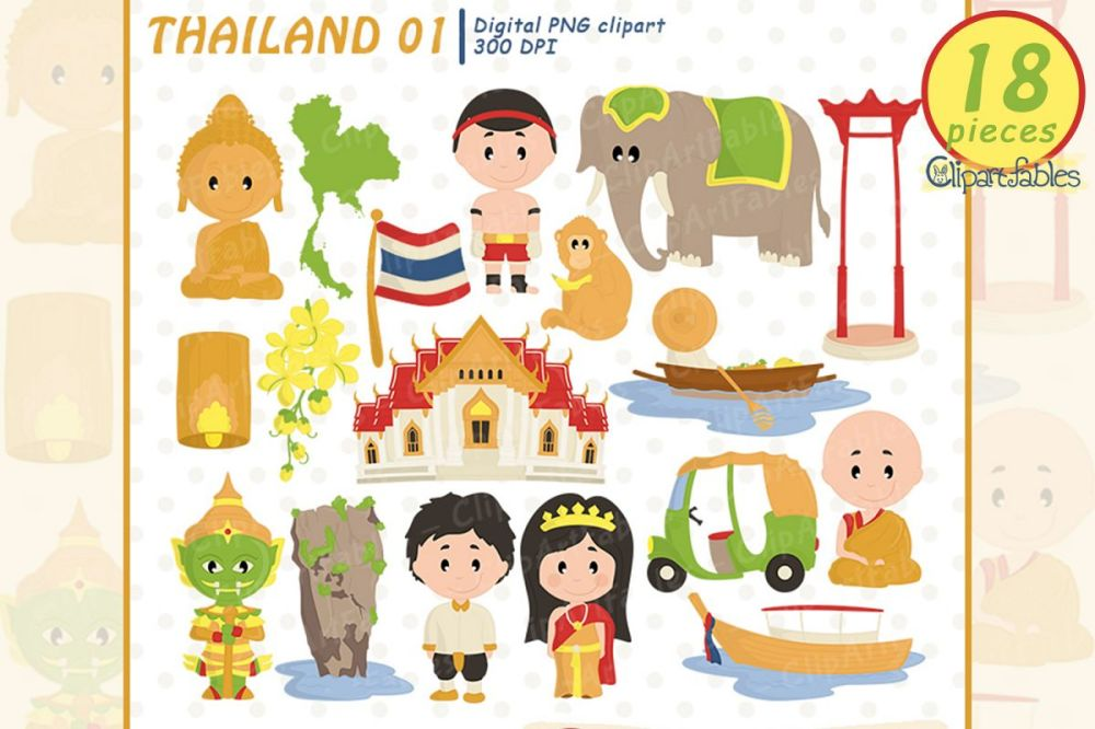 medium resolution of cute thailand clipart buddha clip art nice travel design example image 1
