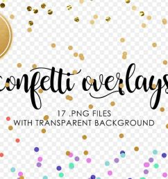 golden confetti clipart overlays example image 1 [ 1200 x 800 Pixel ]