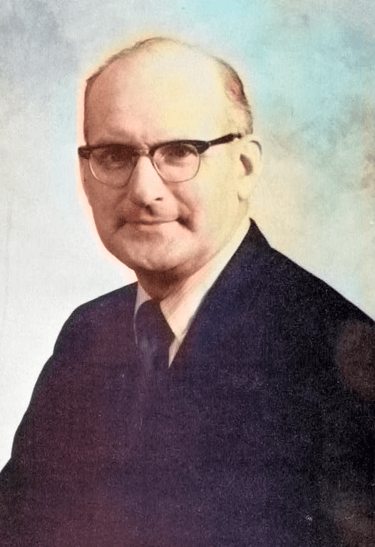 pastor colorized image