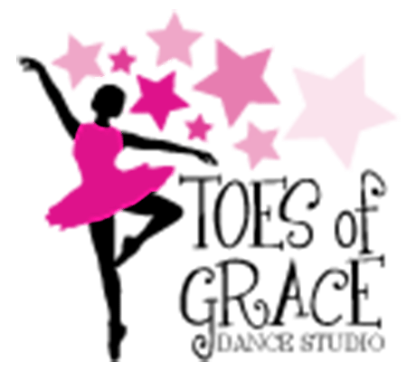 Toes of Grace Logo