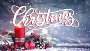 Christmas Mobile header