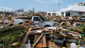 Bahamas damage