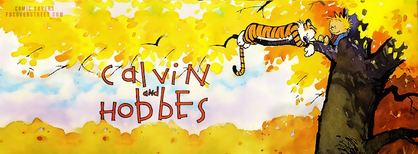 Calvin And Hobbes Fall Wallpaper Calvin And Hobbes Facebook Covers Fbcoverstreet Com