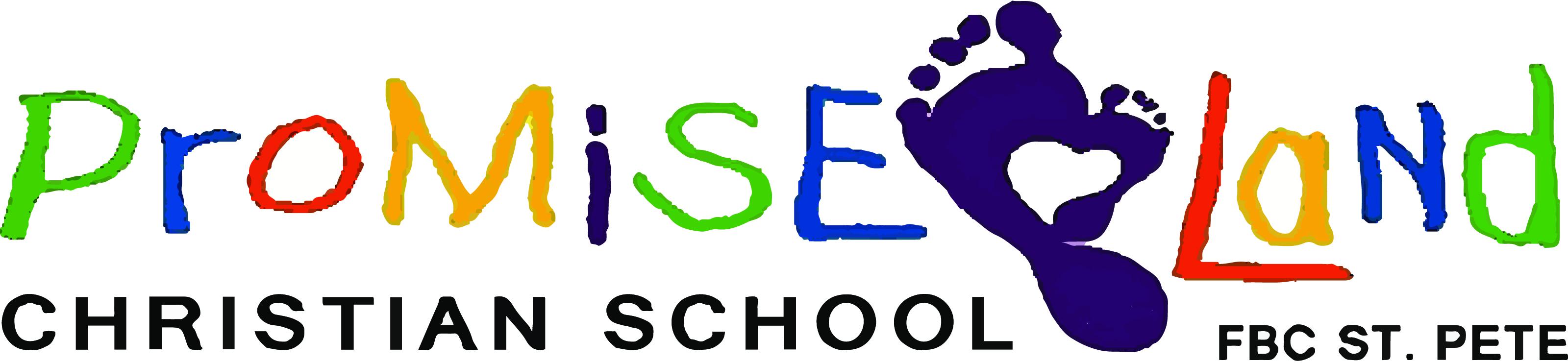 PromiseLand Christian School logo