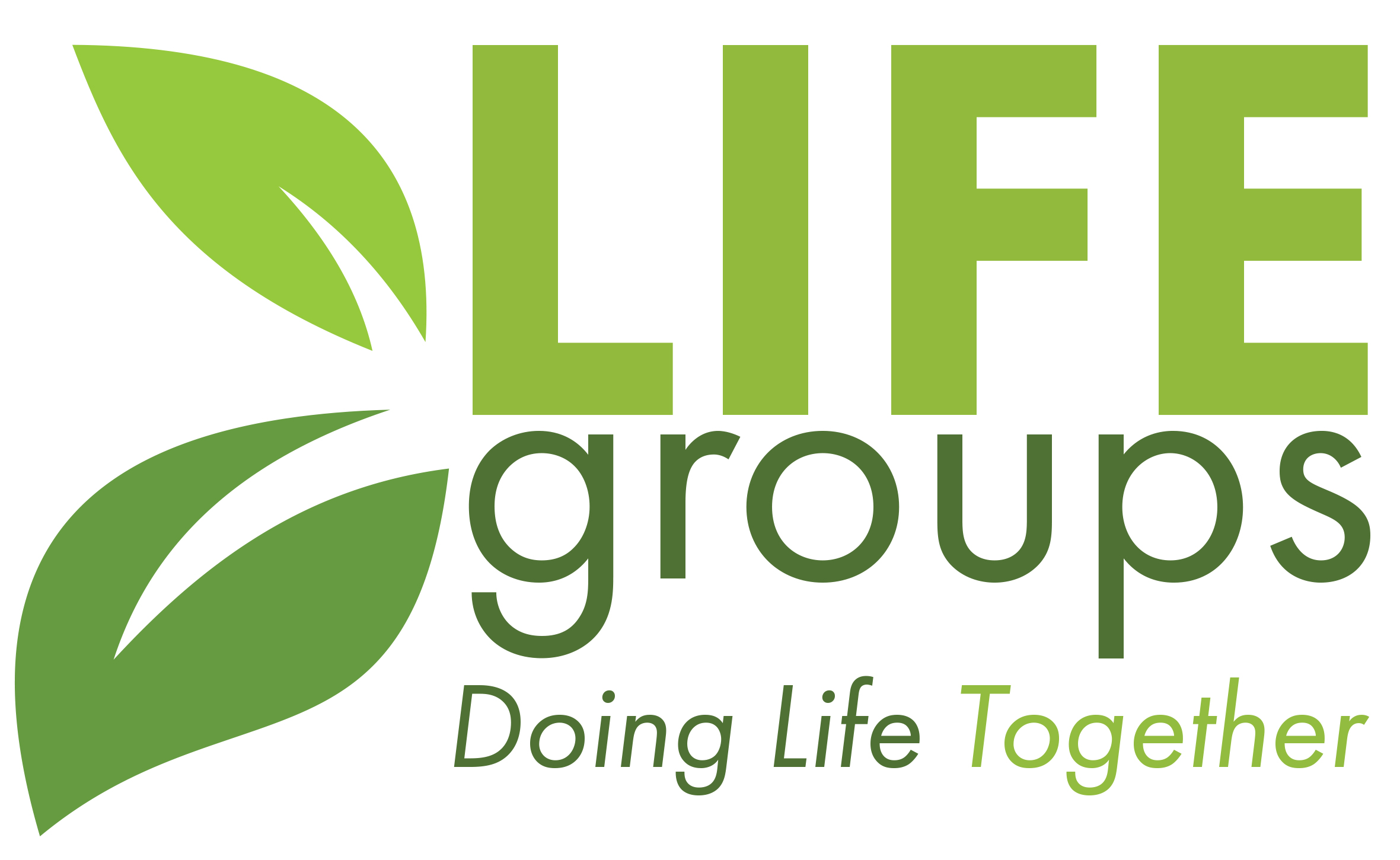 LIFE Groups - Doing Life Together