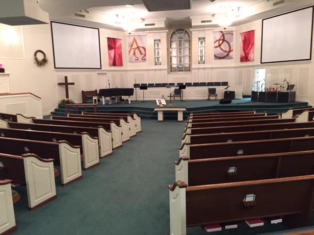 Alternate View of Sanctuary