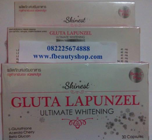 Gambar Gluta Lapunzel Skinest