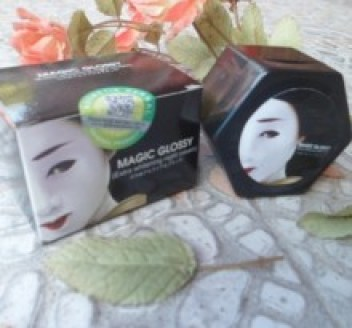Cream Magic Glossy asli