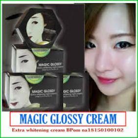 Cream Mgic Glossy BPOM