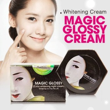 Cream Magic Glossy Asli Murah Original