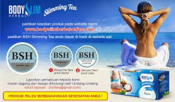 body slim teh asli