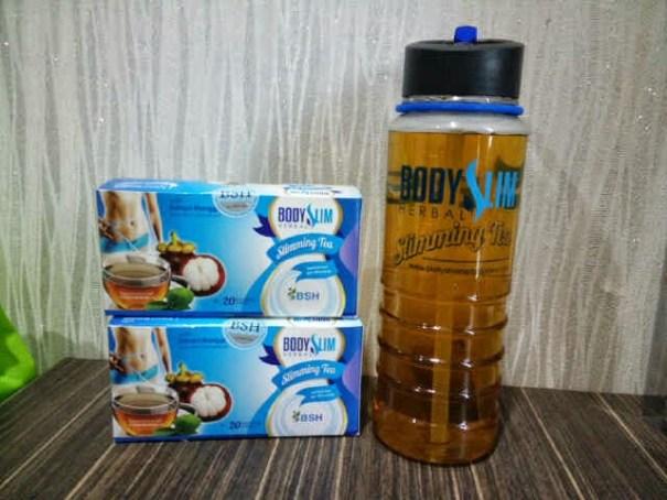 body slim teh pelangsing