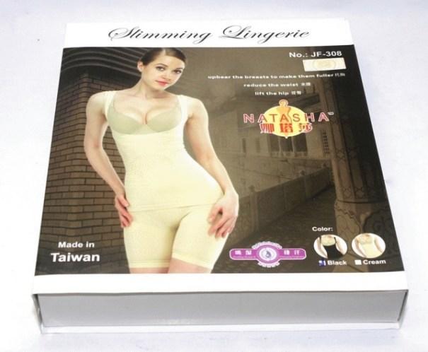 natasha slimming suit korset pelangsing asli