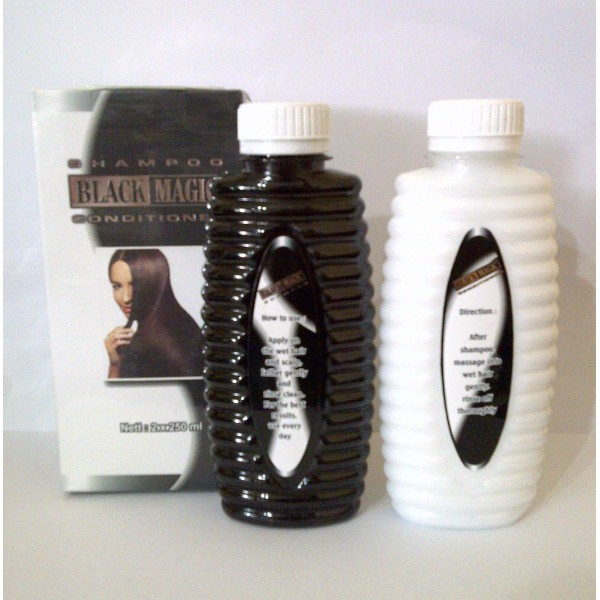 black magic kemiri shampoo bmks