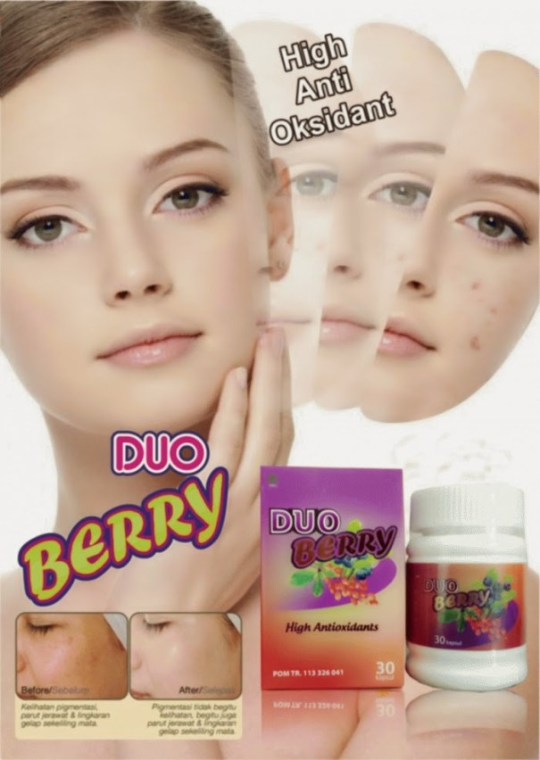 duo berry asli
