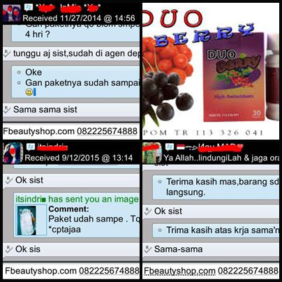 testimoni duo berry