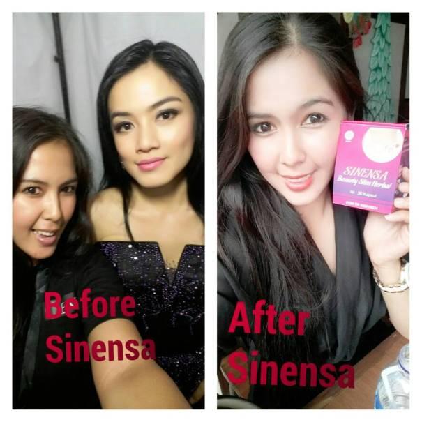SINENSA Beauty Slim Herbal BPOM (BSH BPOM)