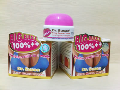 dr.susan extra breast cream