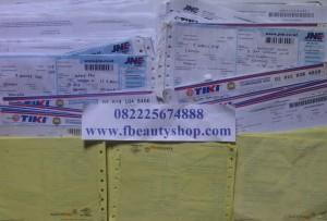 bukti pengiriman