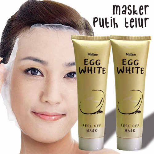 mistine eeg white mask