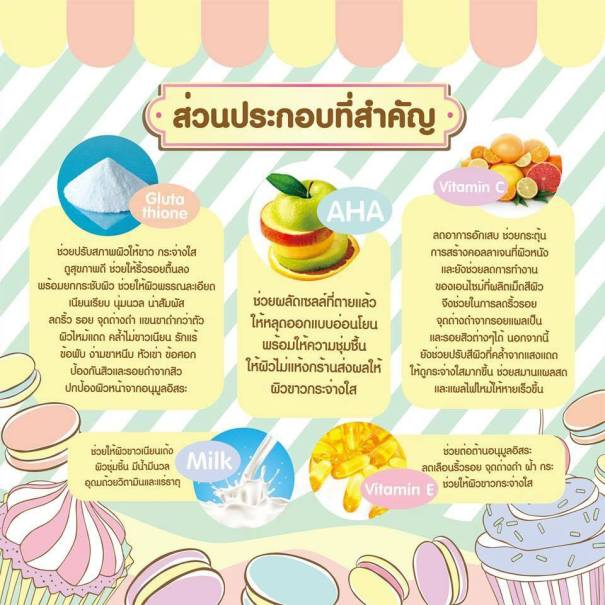 kandungan bahan pure lotion
