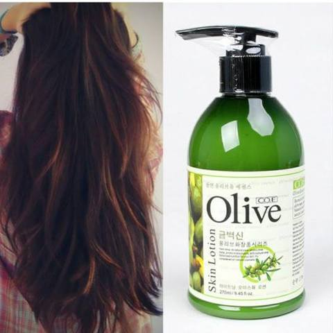 shampoo olive korea rontok cepat panjang tebal