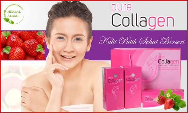kandungan pure Collagen