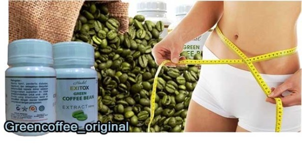 exitox green coffee bean hendel
