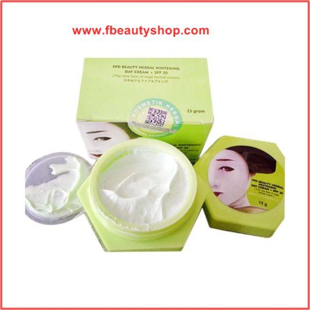 vege vege herbal cream pelembab wajah 15 g
