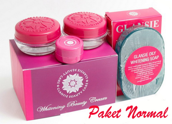 Cream Glansie Beauty Care