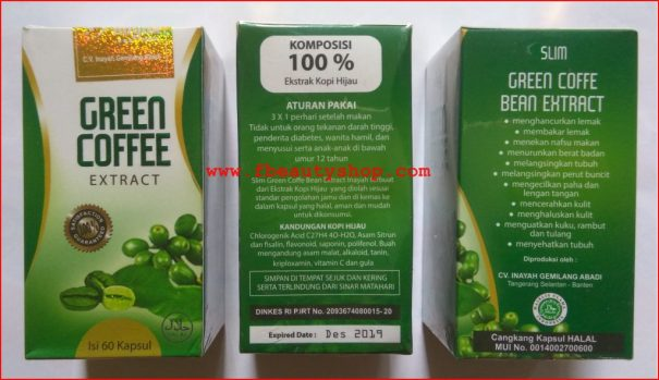 green coffee inayah