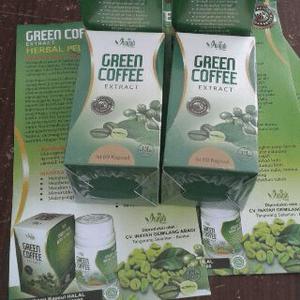 green coffee inayah