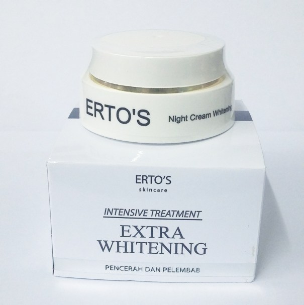 body cream ertos