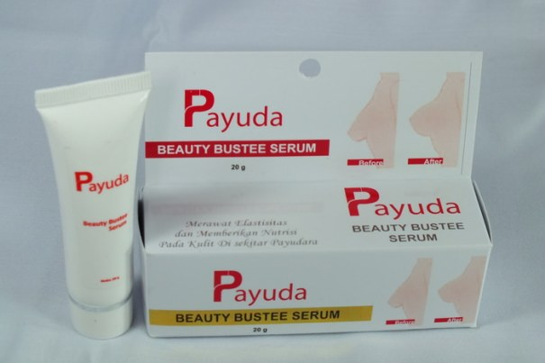 Payuda Beauty Bustee Serum BPOM Pengencang dan Pembesar Payudara