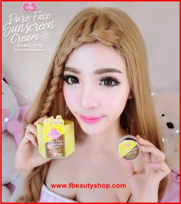 pure face sunscreen asli