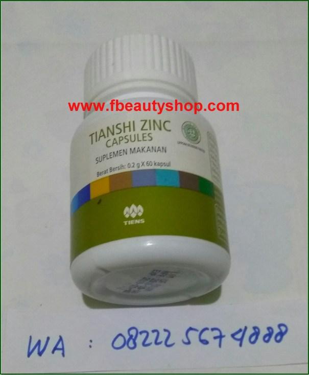 Tianshi Zinc Capsule Suplemen Makanan