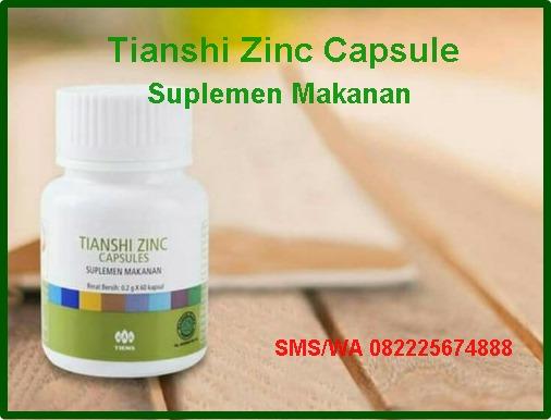 efek samping obat zinc capsules tiens peninggi dan penambah berat badan