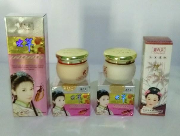 Paket Yu chun mei dan serum