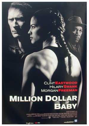 million dollar baby  Scrawls and Bawls